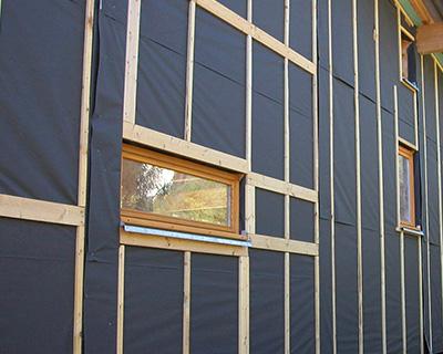 Delta Fassade Wrap