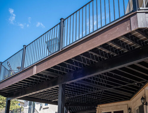 Considering Steel Framing and Railing on your next Deck project?